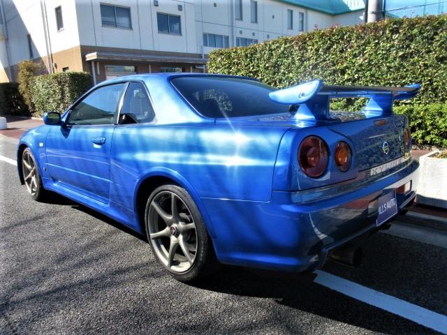 2002  Nissan  Skyline GT-R 2.6  V Spec II Nürburgring