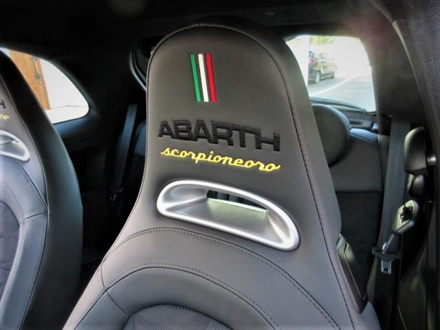 2021 ABARTH 595 Scorpioneolo World limited model