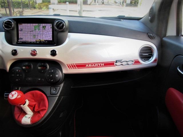 2010 Abarth  500  5-speed MT