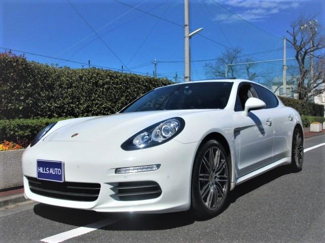 2015 Porsche Panamera Edition PDK  2016 model