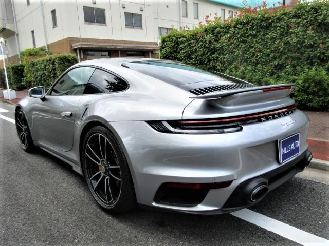 2021 Porsche 911 Turbo S 4WD