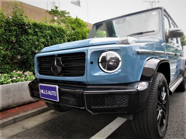 2021 Mercedes-Benz G400d Manufacture Edition Diesel 4WD
