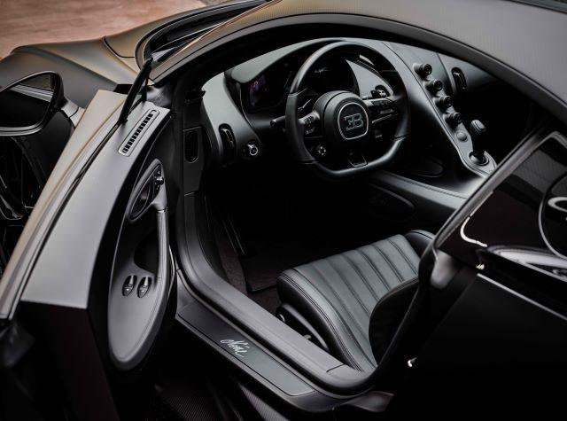 2021 Bugatti Chiron Sports ED Noire World limited 20 units
