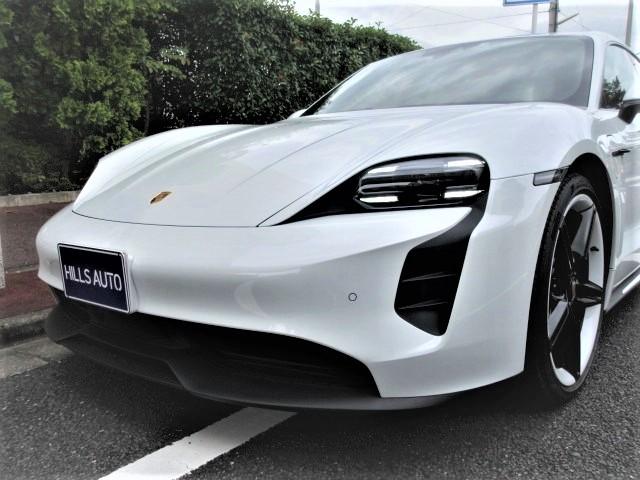 2021 Porsche TAYCAN 4S 4WD