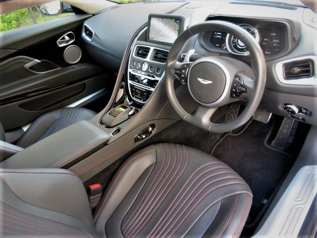 2018 Aston Martin DB11 V8 4.0 TOUCH-TONIC Ⅲ
