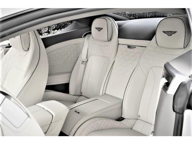 2018 Bentley Continental GT 6.0 4WD W12 Mariner driving specs