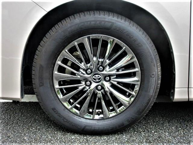 2018 Toyota ALPHARD 3.5 ROYAL LOUNGE  Rear entertainment
