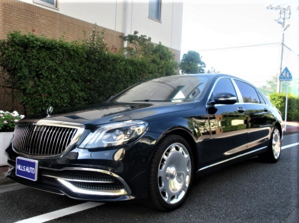 2020 Mercedes Maybach S560 4matic 4WD Grand Edition