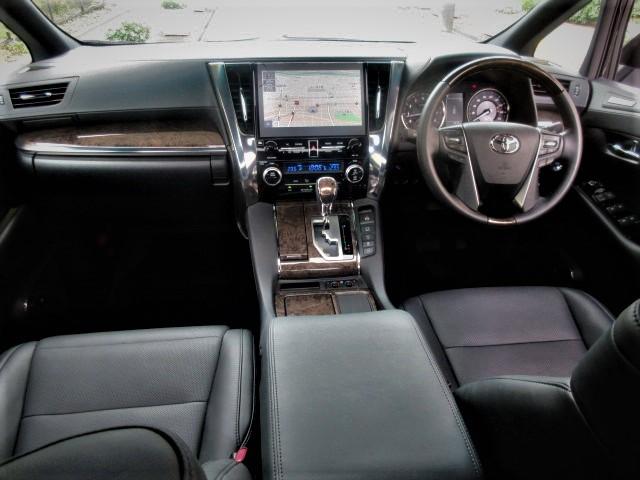 2020 Toyota Alphard 3.5 Executive Lounge S